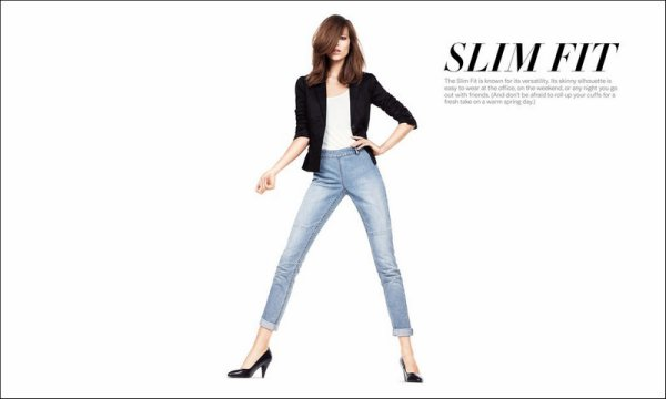 H&M SS11 Pant's Collection | + new TV spot