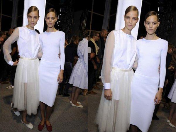 Random pics from Chloé | Paris SS11 Fashion Week
