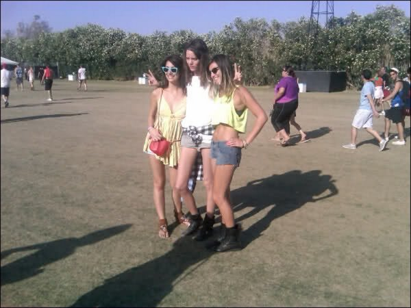 Spotted @ Coachella | April 2011