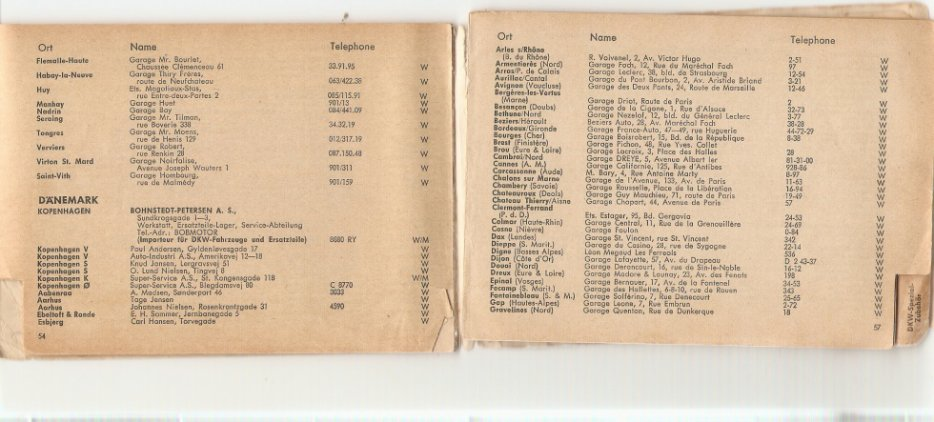 Rubrique auto union 1899 1969 page 353 oldies for Garage mercedes cambrai