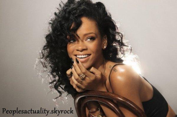 Rihanna , une bonne dose de douleur pour son nouveau tattoo !