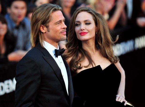 Brad Pitt et Angelina Jolie : Mariage pour noel ?