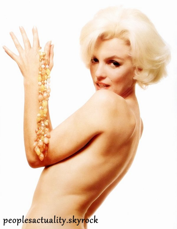 Marilyn Monroe : Egérie de Channel nbr 5 ?