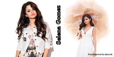Selena Gomez est une personne influente .