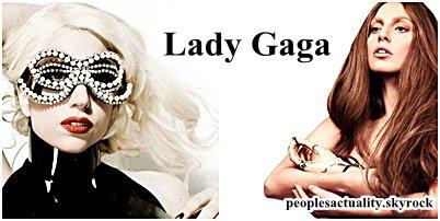 Lady Gaga : ''Je veux au moins 3 enfants''.