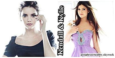 Kylie & Kendall Jenner : entre études et argent , elles ont choisis .