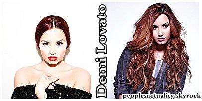 """Demi Lovato : """"Je me droguais , toutes les 30 minutes"""" ."""