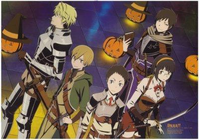 Halloween!! (image anime)