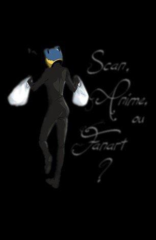 Scan, anime ou Fanart