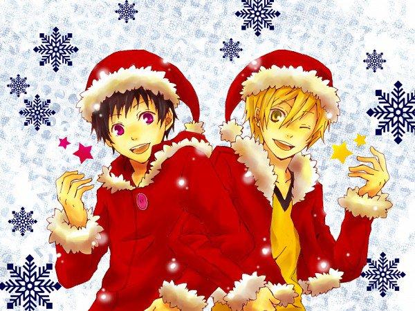 Mikado & Kida Noël (fanart)