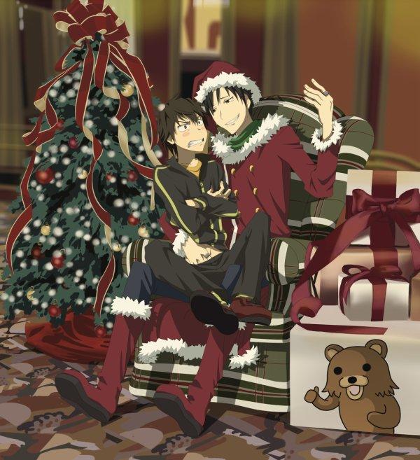 étrange Père Noël (fanart)