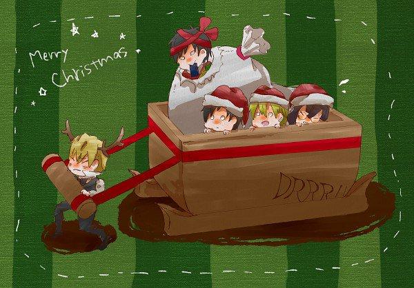 Durarara!! Noël (fanart)