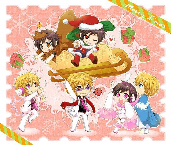 Merry X'mas (fanart)