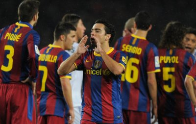 Quelques photos du clasico FC Barcelone 5  / Real Madrid 0 ( 29/11/2010 )