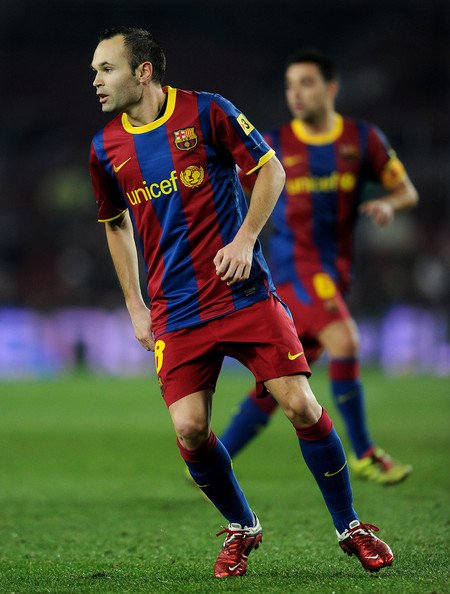 Photo match FC Barcelona et Athletico de Bilbao ( 21/12/2010 => Match de coupe du roi )