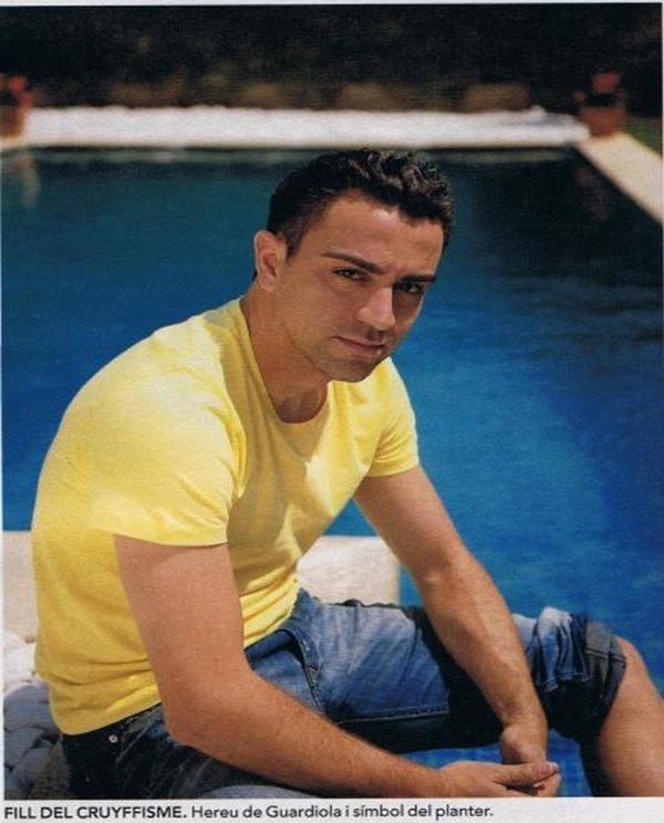 Xavi, l'homme des records