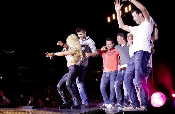 Concert Shakira ( 29 Mai 2011)