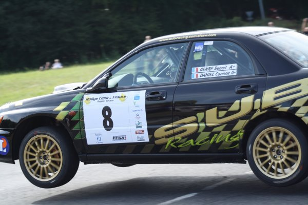 Rallye de coeur de France