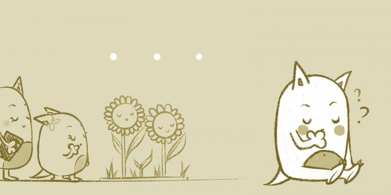Fleurs de tournesol - Partie 1