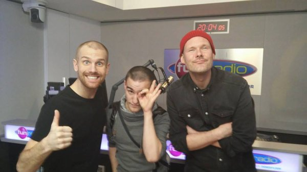 Acte °11 Le passage chez Fun Radio