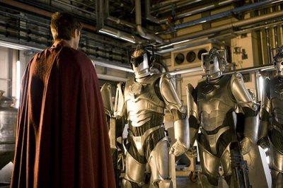 """Photos + Résumé de Doctor Who, Saison 6, Ep 07 : """"A Good Man Goes To War"""""""