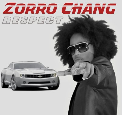 Galaxian explosion part1 / Respect Zorro Chang (2011)