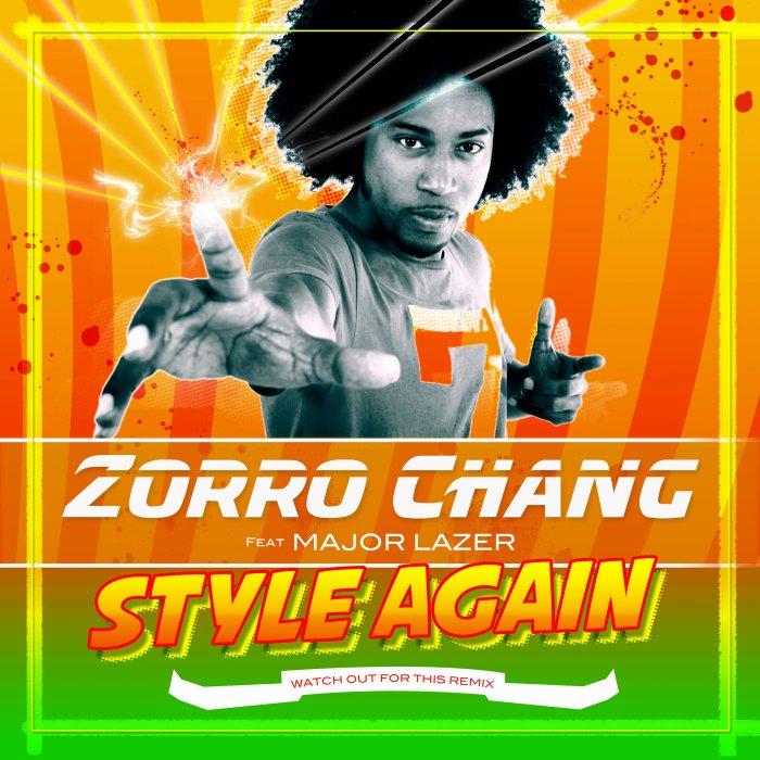 Zorro Chang