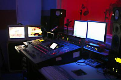 Studio d'enregistrement de Zone-Mix-DJ
