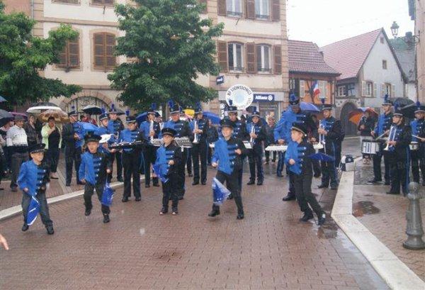 Nos amis les Lionssongs de Sarrebourg-Hoff
