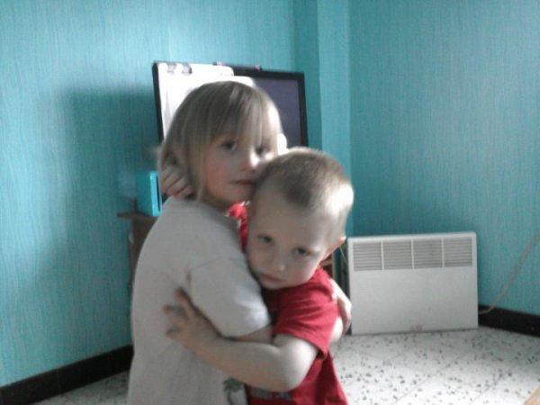 Mes enfants que j'aime