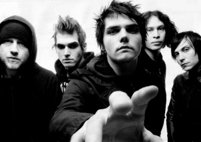 Welcome to - nan pas Black Parade - my wonderful, marvellous, georgious and my chemical romancian fiction !