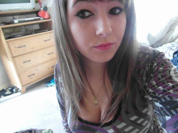 I'm so pretty, no?