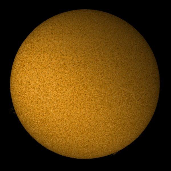 Soleil du 15/10/2017