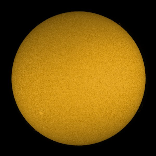 Soleil du 24/07/2020