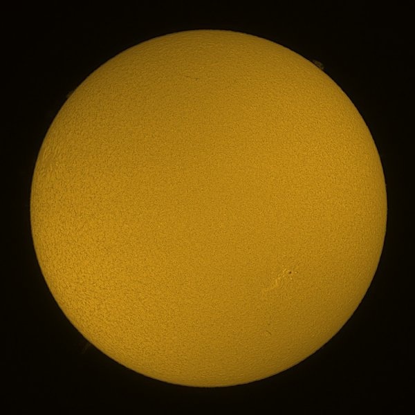 Soleil du 29/07/2020
