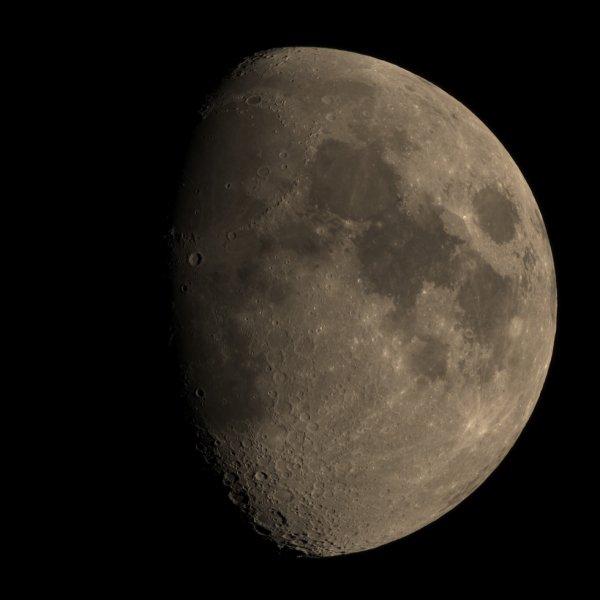 Lune du 29/07/2020