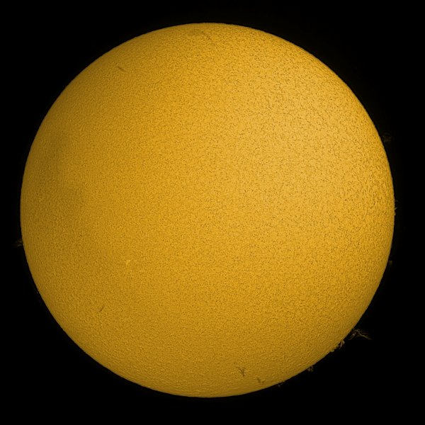 Soleil du 01/03/2021