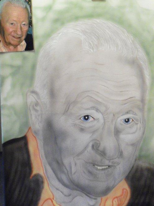 portraits de mon beau père
