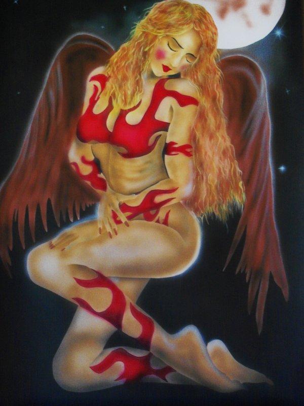 l'ange de l'eternel