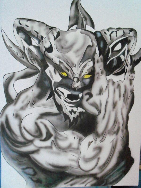 diable et démons