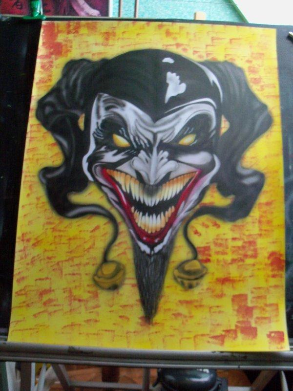 joker diabolique