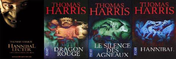 Hannibal Lecter: les origines du mal, Dragon rouge, Le silence des agneaux, Hannibal