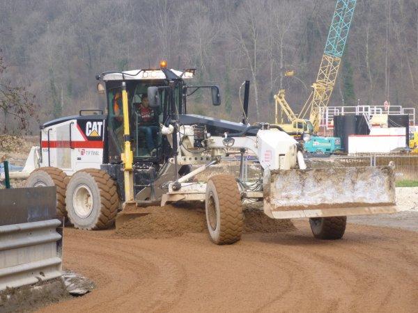 chantier rn27 - fevrier 2013