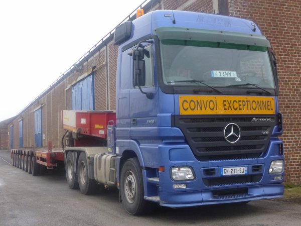 convoi tlw alted - a vide