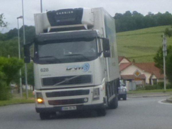 Volvo TRM dieppe