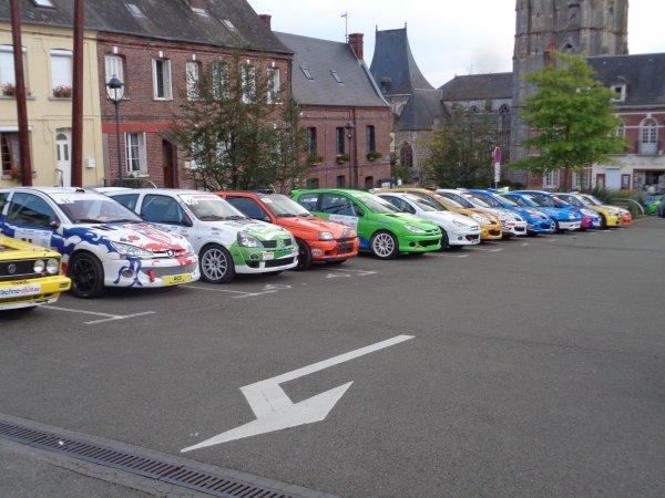 Rallye envermeu