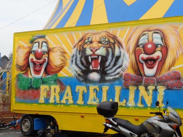 Cirque Fratellini 2