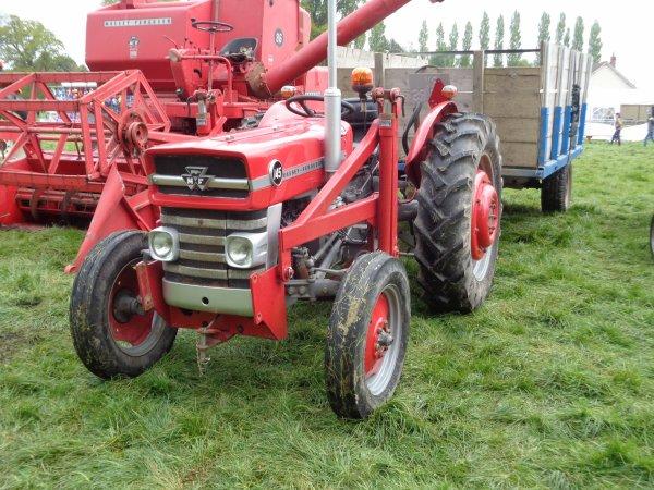 Expo foire Agricole de Saint nicolas d'aliermont 76 - 2