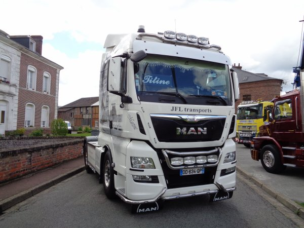 Expo camion Beaumont le roger 2017- 1