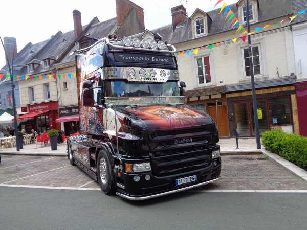 Expo camion Beaumont le roger 2017- 3